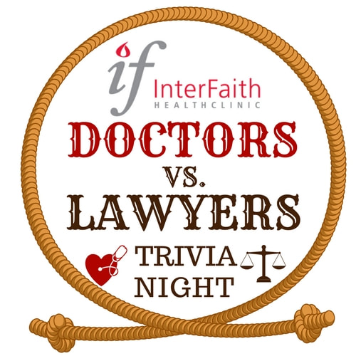 Doctors vs  Lawyers Trivia Night - Interfaith Health Clinic